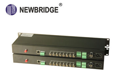 2 Channel Bi-Directional HD SDI Surge Protector SM 1490 / 1550nm طول موج